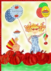 Thanksgivine Balloons