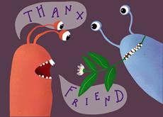 Thanx Friend