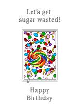 Sugar Wasted
