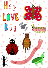 Hey Love Bug