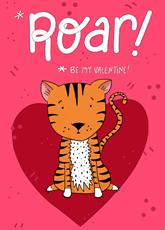 Roar My Valentine