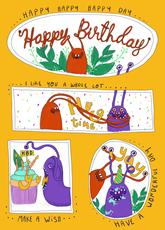 Slug Party