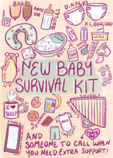 Baby Survival Kit