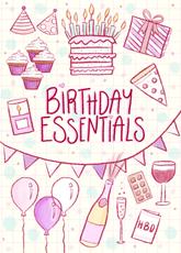 Birthday Essentials