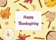A Sprinkle of Thanksgiving Joy