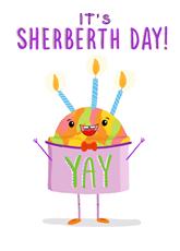 Sherberth Day!