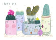 Your Grateful Cacti