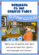 Hanukkah at the General Store