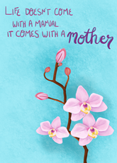 Life Comes With a Mother