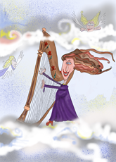 Anne Roos, Celtic Harp Music