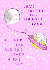 To The Moon and Stars