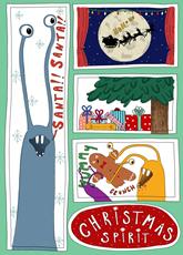 A Slug's Christmas