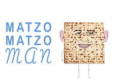 Matzo Matzo Man