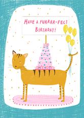 Purrr-fect Birthday