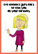 Birthday Fumes