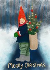 Christmas Forager