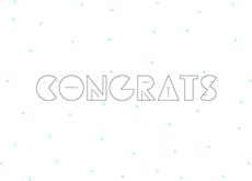 Deco Congrats