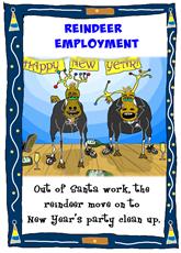 Reindeer Employment