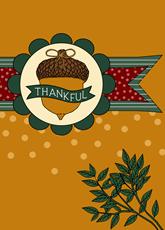 Thankful Deco