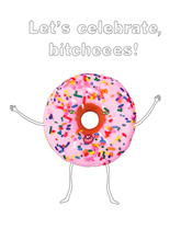 Party Down Donut