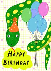 Birthday Snek