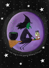Witchy Potluck
