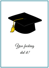 You F****ng Did It