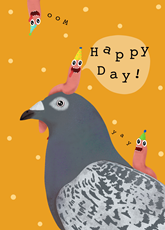 Happy Day Worms