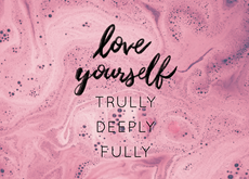 Love Yourself Trully