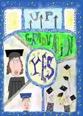 Yes!  Graduation