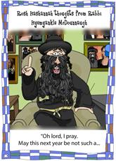 Rabbi Horrible Last Year