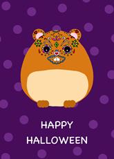 Dia De Los Hamster