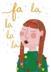 Fa La La La Lady