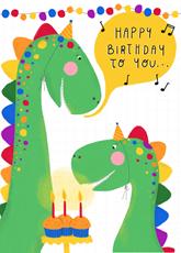 Birthday Dinos