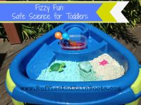 Turtles and a Toddler: Fizzy Fun