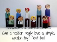 Peg Padoodles – aka Peg People
