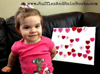 This is an awesome craft we're making on RufflesAndRainBoots.com.