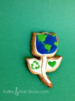 Easter and Earth Day Sugar Cookie Decorating