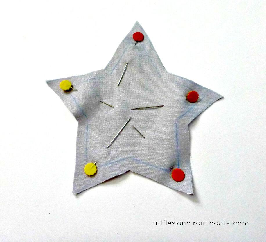 Ruffles-and-Rain-Boots-pin-star-to-prevent-shifting