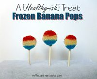 Chocolate Covered Bananas – Patriotic Pops for Independence Day