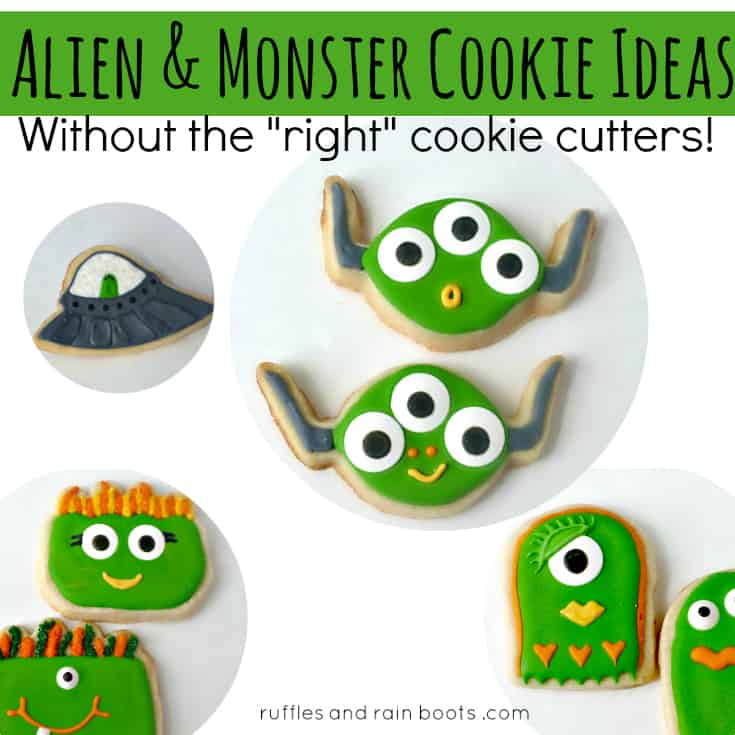 monster-alien-outer-space-cookie-theme-party