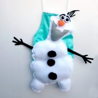 Olaf Dress Up Costume