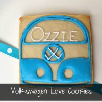 Volkswagen-Cookie-Ideas