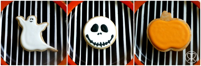 Halloween Cookie Ideas by Ruffles and Rain Boots .com