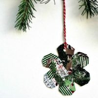 Handmade Kid Ornaments