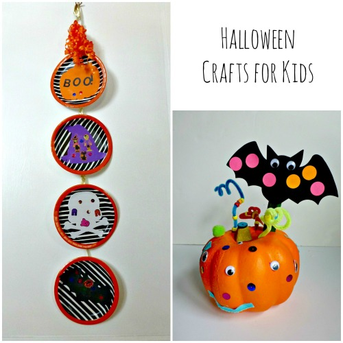 Halloween Craft Ideas for Kids | Ruffles and Rain Boots .com