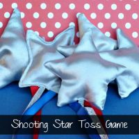 Shooting Star Bean Bag Toss from Ruffles and Rain Boots