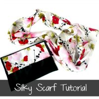 Silk Scarf Tutorial
