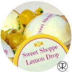 Lemon Bath Bomb Teaser