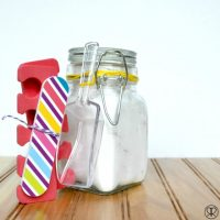 Foot Soak Recipes – An Easy Craft for Kids to Make
